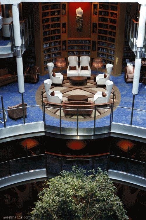 Reportage : A bord du paquebot Celebrity Silhouette | Mer et Marine
