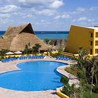 Melia Cozumel - one of my favorite places in the world! We went here for our honeymoon.