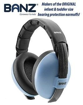 982054d5935 Baby Banz Earmuffs Infant Hearing Protection | 13 Best Baby Noise ...