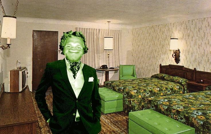 """""""Hotel Room"""" by Steve McKay (2012)"""
