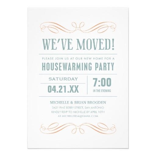 14 best New Home images on Pinterest Housewarming invitations - housewarming invitation template