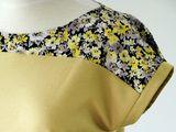 Kurzarmblusen - Passenshirt VIOLA flieder - ein Designerstück von NNI-fashion bei DaWanda