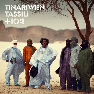 While I'm thinking about world music, this is wildly amazing. They've become better with every album. Here they're joined by TV on the Radio and other luminaries, but really they're always Tinariwen. Blues from where blues came from.