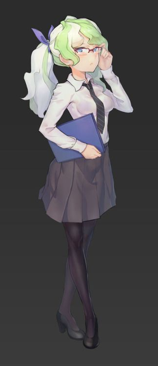 Diana anime: Little Witch Academia