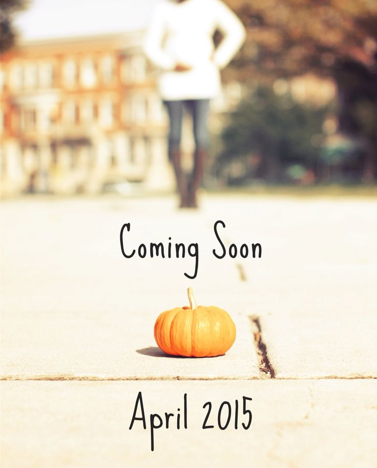 My wife's Fall Pregnancy Announcement --- http://tipsalud.com -----