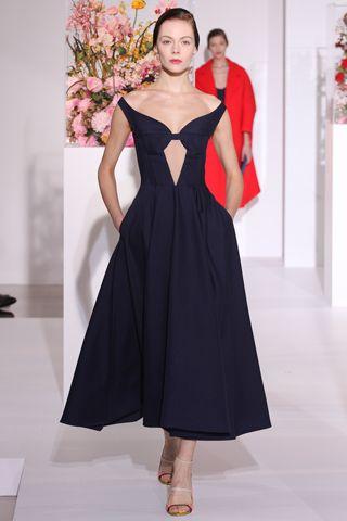 Jil Sander: Sander Fall, Evening Dresses, Jill Sander, Jil Sander, Fall2012, Fall 2012, Raf Simon, Little Black Dresses, Milan Fashion Weeks