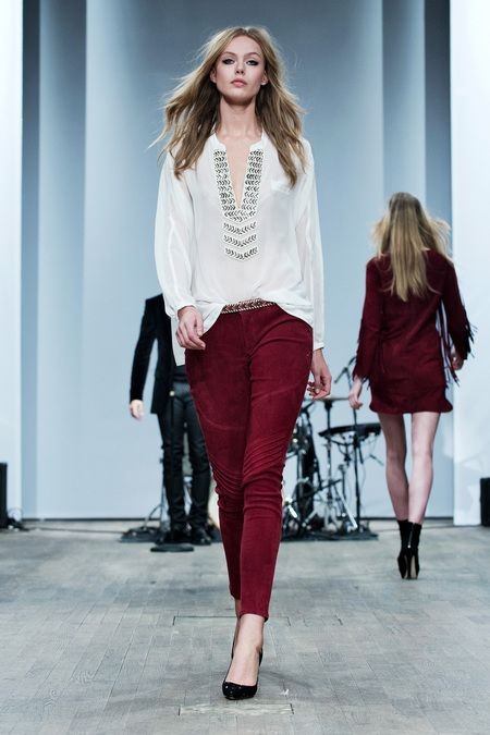 love this look too! Hunkydory Fall RTW Stockholm Fashion Week