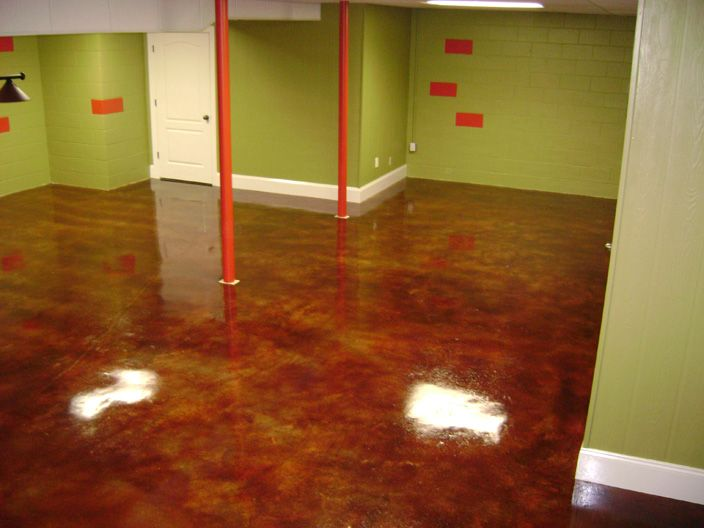 22 best stained concrete images on Pinterest Concrete staining
