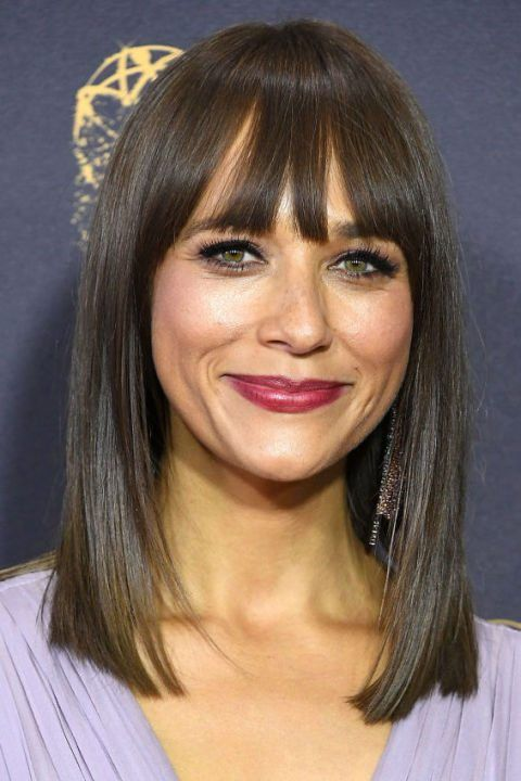 30 Women's Hairstyles with Bangs for Glamorous Look
