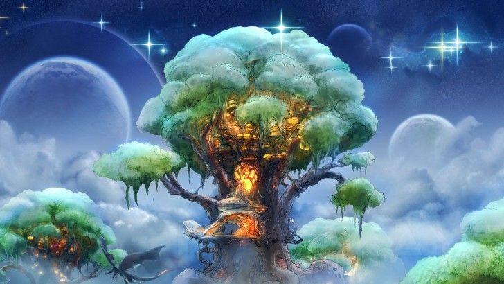 paisajes mágicos - Buscar con Google