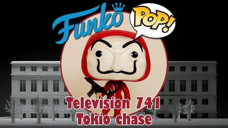 Tokio (La Casa de Papel / Money Heist) chase Funko Pop unboxing