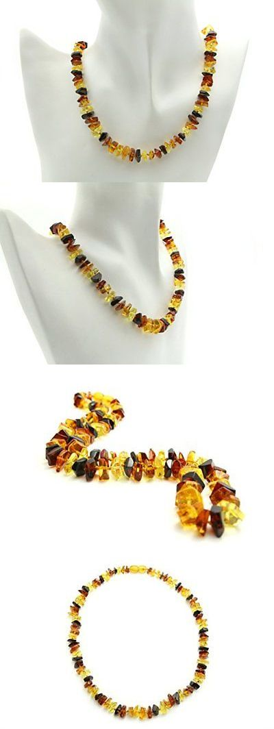 Amber 10191: Genuine Natural Baltic Amber Necklace -> BUY IT NOW ONLY: $60.46 on eBay!