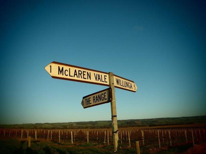 Australia's McLaren Vale.