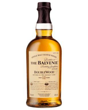 The Balvenie 12 Year Old DoubleWood Scotch Whisky 700mL