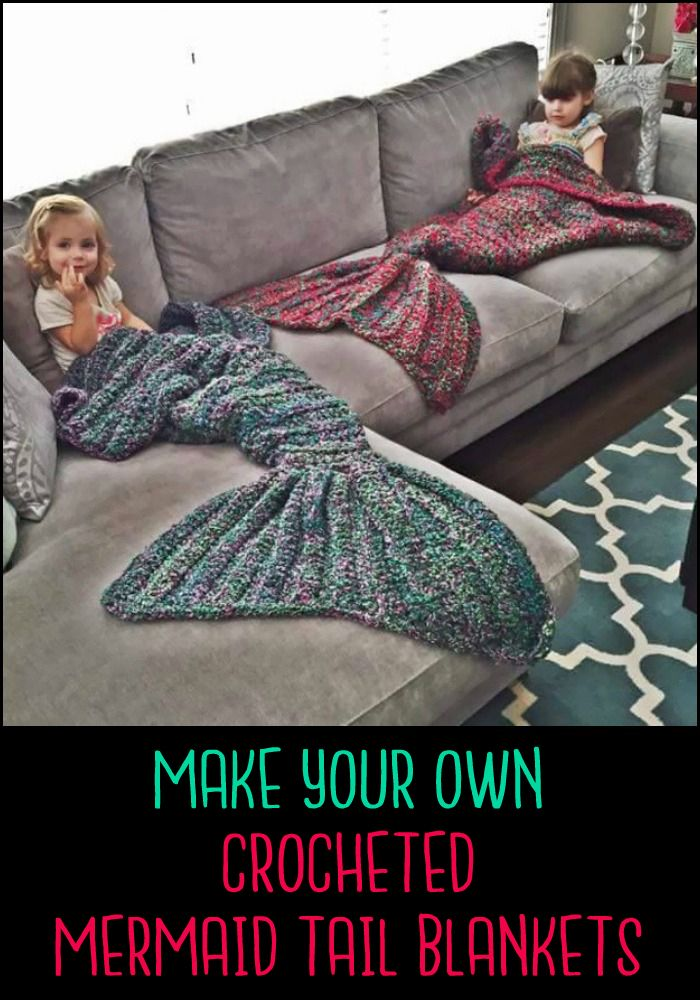 Is it cold in your part of the world now? Here's a DIY blanket that might interest you!