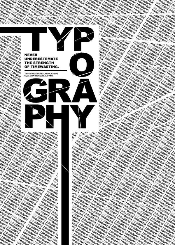 media Interactif: Spécial Typographie