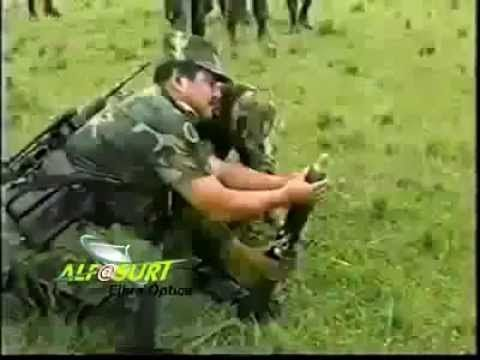 gülmekten kırılacaksınız :)  askerlerin becerikli atislari