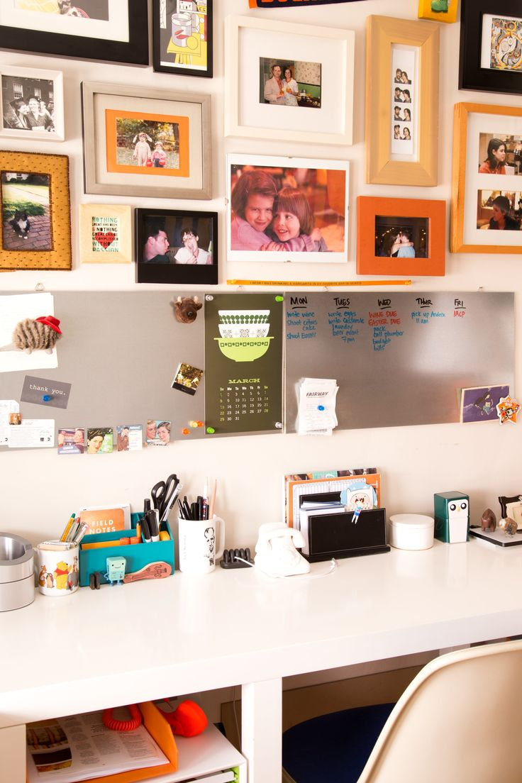 How To Make a Magnetic Galvanized Steel Dry Erase Board — Projects from The Kitchn