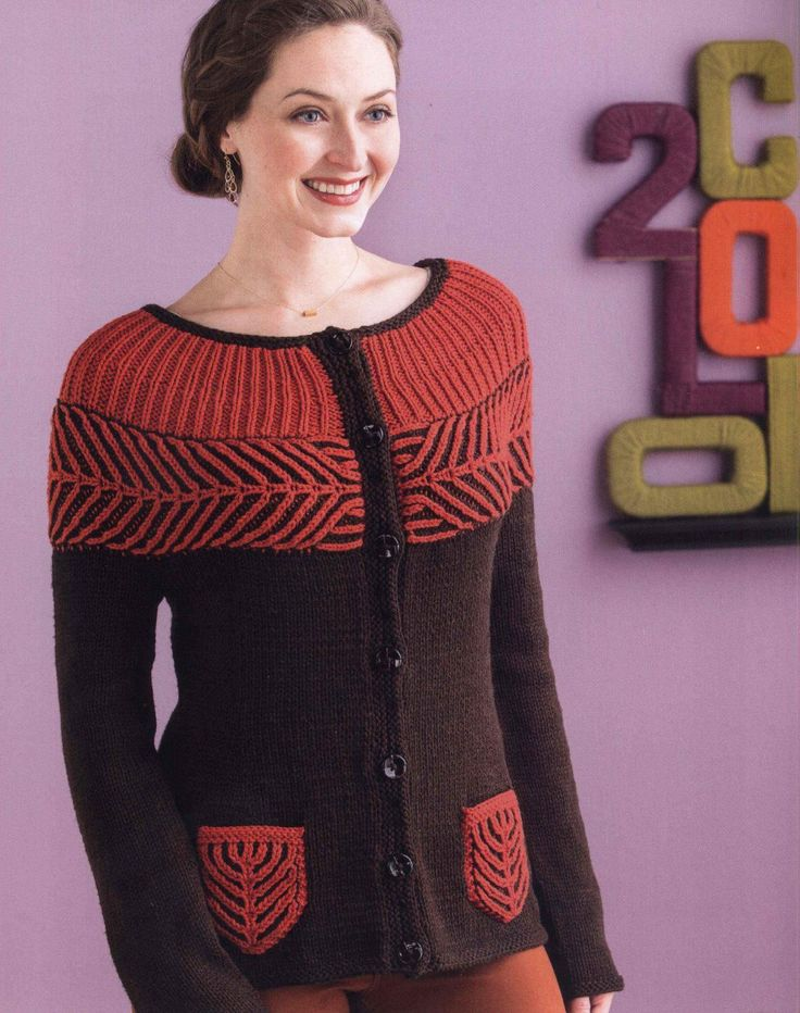 ISSUU - Brioche Chic : 22 fresh knits for women & men by Camelia July