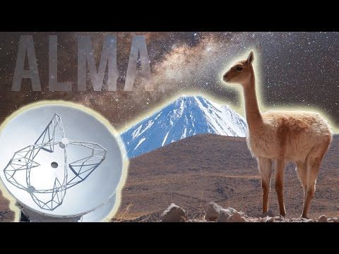 ALMA Our first video at the Atacama Large Millimeter/submillimeter Array (ALMA). By: Deep Sky Videos.