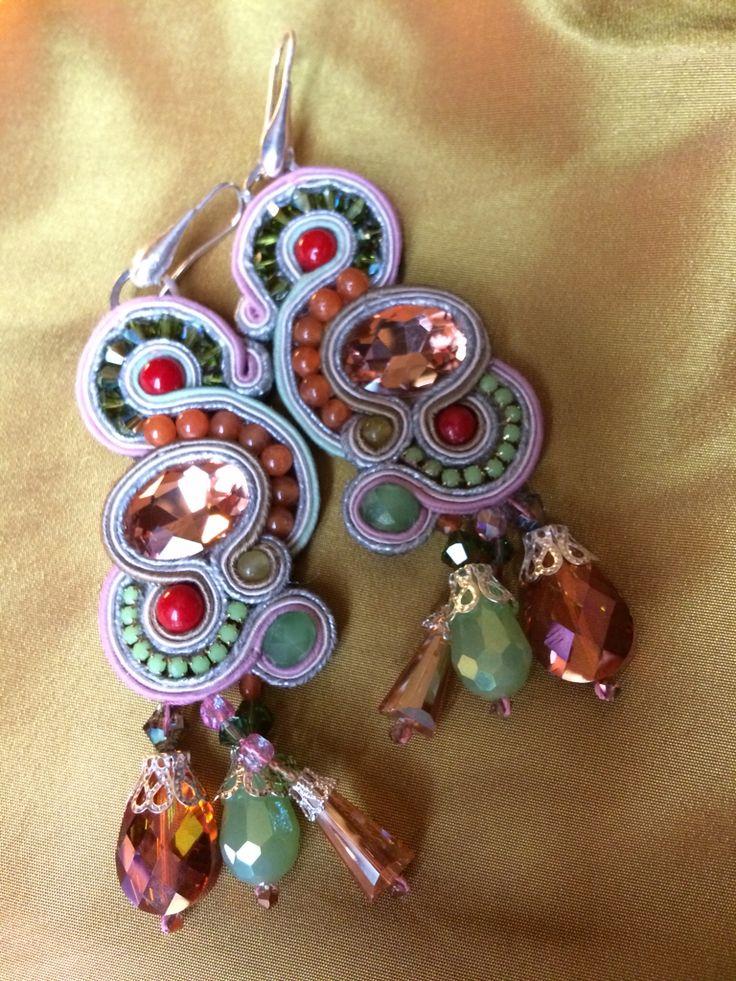 Earrings by LO