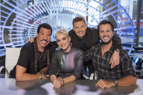 LOS ANGELES (UPI) -- ABC's upcoming revival of American Idol featuring new judge Katy Perry and returning host Ryan Seacrest will premiere on March 11.  Perry made the announcement on Twitter Monday alongside a promotional image for the singing competition featuring herself, Seacrest and new judges Lionel Richie and Luke Bryan.   #ABC #American Idol #Entertainment Weekly #Katy Perry #Lionel Richie #Luke Bryan #Ryan Seacrest #Twitter