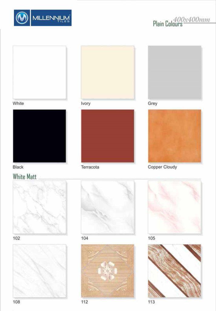 Millenium Tiles 400X400 Floor Tile Serie