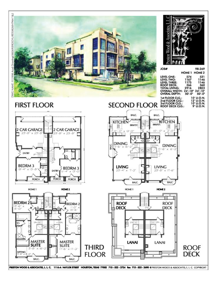 56 best 4 story th plan images on pinterest floor plans for 4 story townhouse floor plans