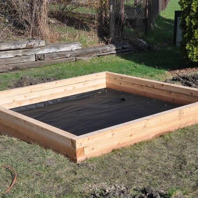 Gartenprojekt, bei dem die ganze Familie Ihre