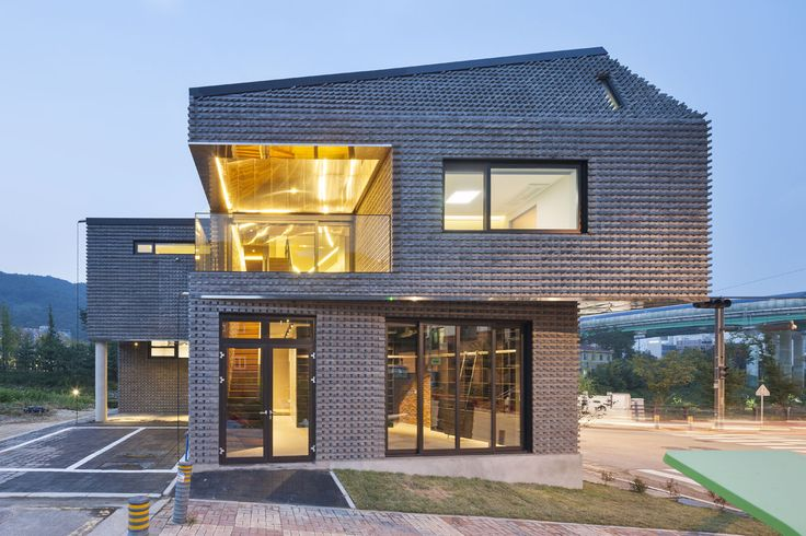JOHO Architecture, Scale-ing House, Unjung-dong, Seongnam, South Corea