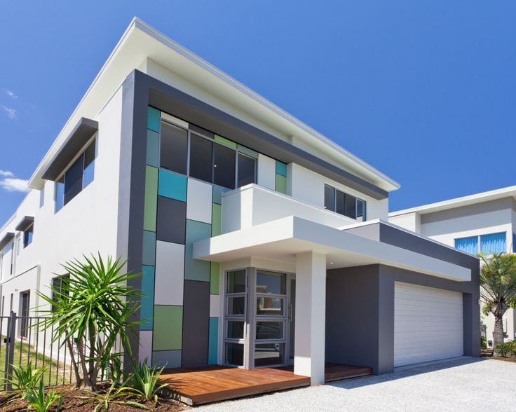1000+ Ideas About Contemporary Home Exteriors On Pinterest