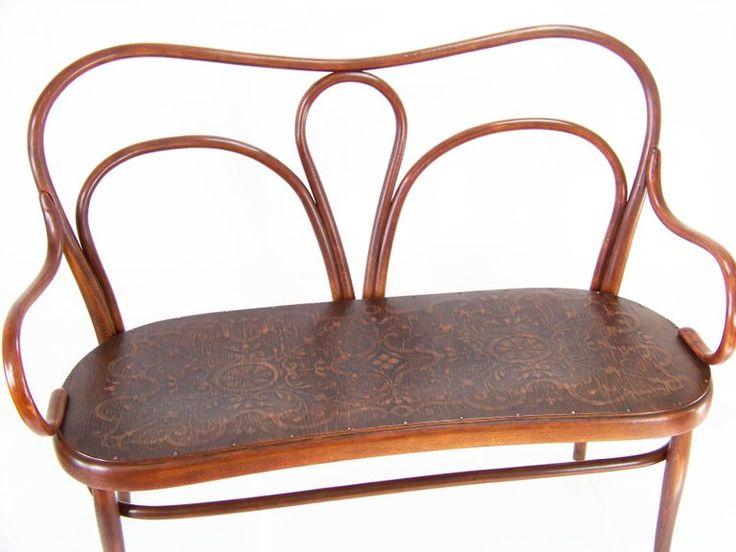antik thonet bútor