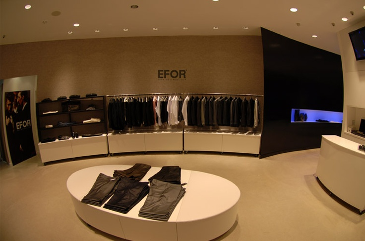 EFOR Concept Store in New York.  168 8th Ave. New York,NY 10011