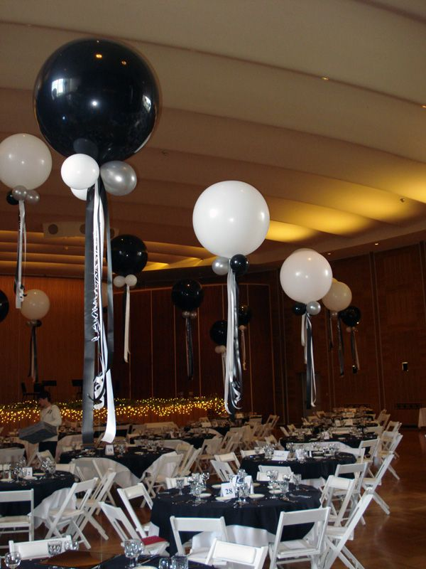 Best ideas about balloon centerpieces wedding on
