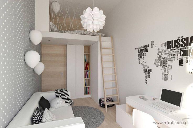 Die besten 25+ Skandinavische etagenbetten Ideen auf Pinterest - interieur design ideen gemeinsamen projekt