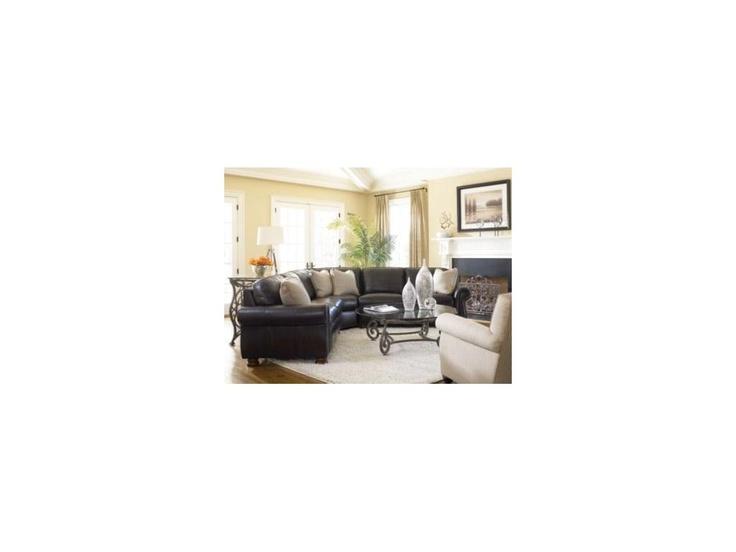 Thomasville Living Room Benjamin Sectional 20901 FSEC - Sims Furniture LTD - Red Deer AB  sc 1 st  Pinterest : thomasville benjamin sectional - Sectionals, Sofas & Couches