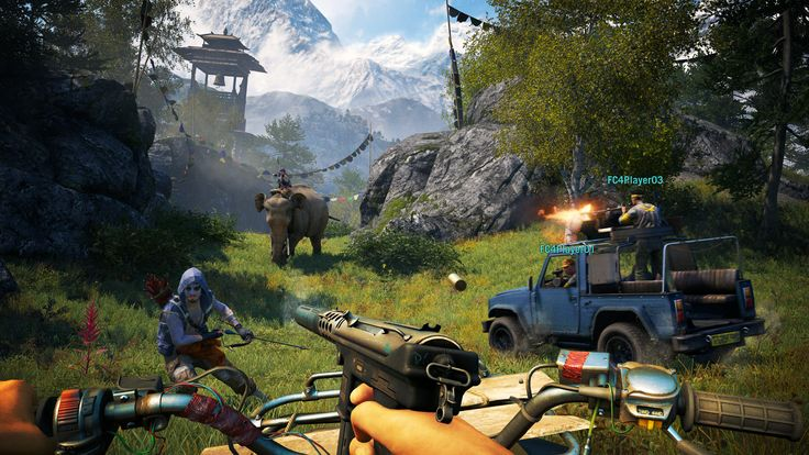 FARCRY 4 Game Screenshots