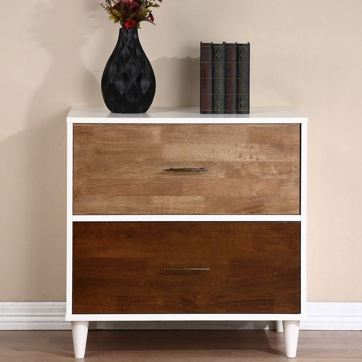 christian 2drawer file cabinet by i love living