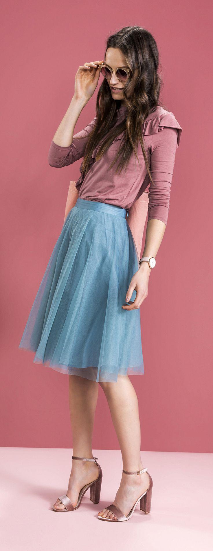 Worden we blij van: een nieuwe voorjaarsoutfit. #zinin #voorjaar #kleding #collectie #outfit