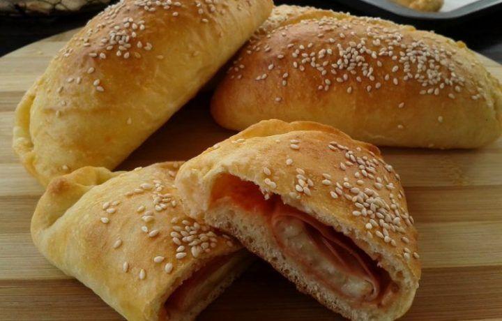 Calzoni al forno-Ricetta siciliana