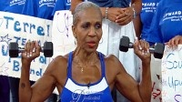 "Ernestine Shepherd shows us that ""being out of shape"" as we age truly is merely an option — NOT a mandate!"