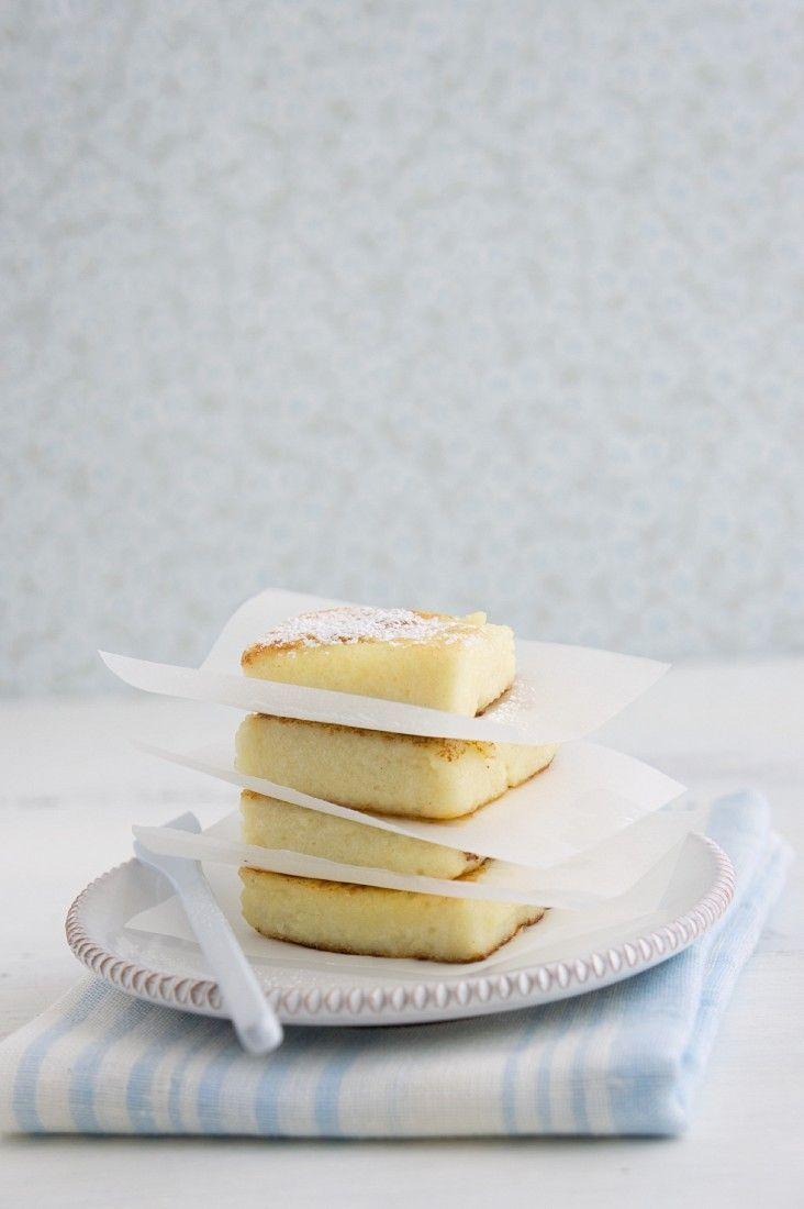 Grieß-Quarkkuchen - smarter - Zeit: 20 Min. | eatsmarter.de