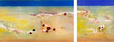 "Saatchi Art Artist Olivier Dubois-Cherrier; Painting, ""The world will survive us 7"" #art"