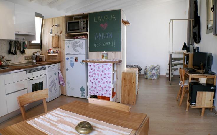 Reforma de un estudio en el centro de palma de mallorca - Dormitorios juveniles mallorca ...