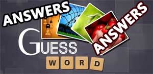 Guess Word Answers, Cheats, Help & Puzzle Solver