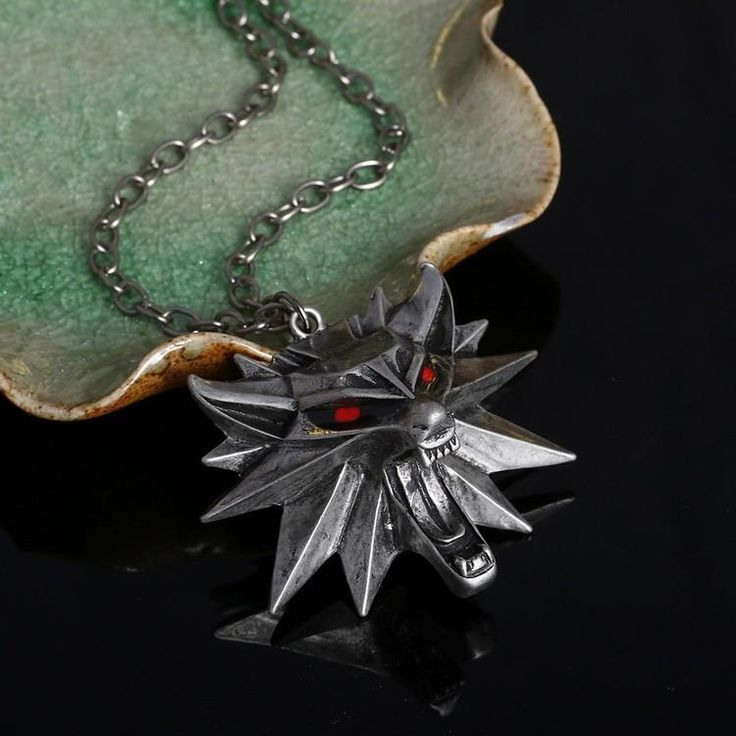 Now trending: Hot Sale The Witcher 3 Wild Hunt Medallion Pendant and Chain Necklace For Women Man Unisex Red Crystal Eye Wolf Necklace http://myluvfamily.com/products/hot-sale-the-witcher-3-wild-hunt-medallion-pendant-and-chain-necklace-for-women-man-unisex-red-crystal-eye-wolf-necklace?utm_campaign=crowdfire&utm_content=crowdfire&utm_medium=social&utm_source=pinterest
