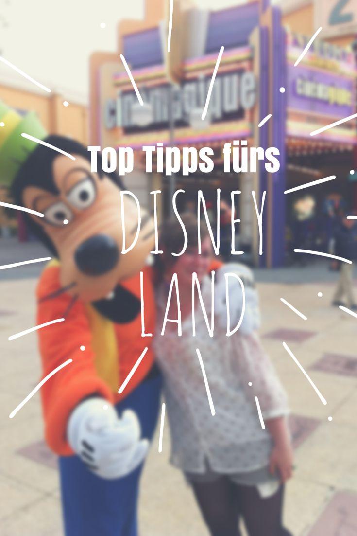 Disneyland Tipps und Tricks