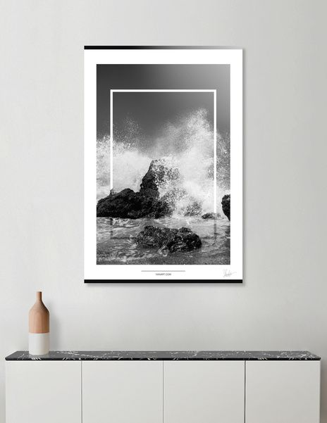 Discover «Photo Frames_6», Limited Edition Aluminum Print by Siemos Yiannis - From $65 - Curioos