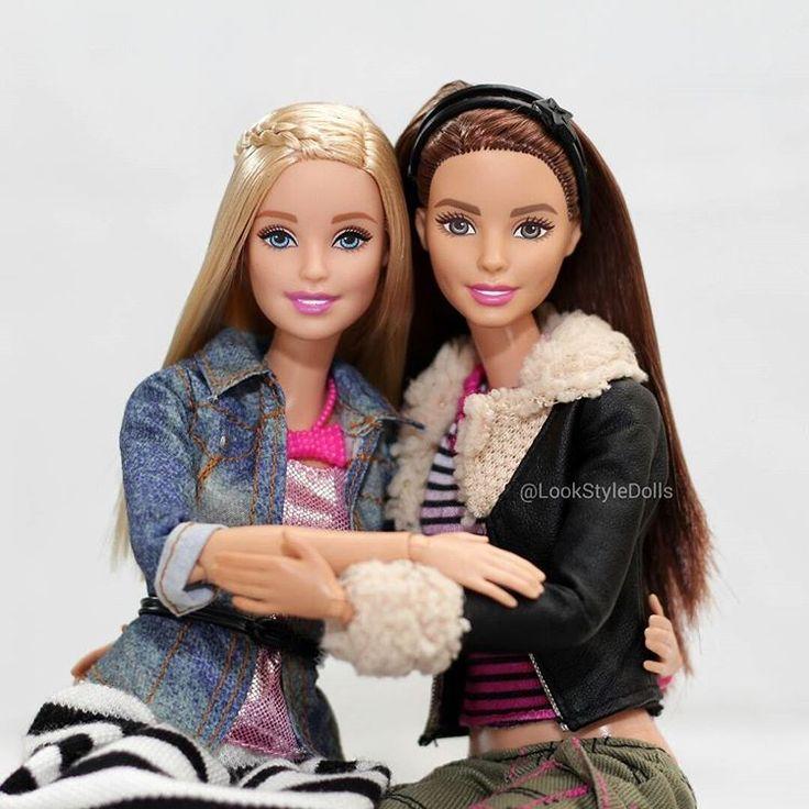 2,239 отметок «Нравится», 31 комментариев — Look Style Dolls™ (@lookstyledolls) в Instagram: «Barbie and Teresa  #Barbie #BarbieStyle»