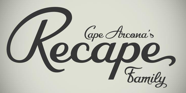 Cape Arcona Type Foundry released a brilliant new typeface, CA Recape.   http://www.cape-arcona.com/recape